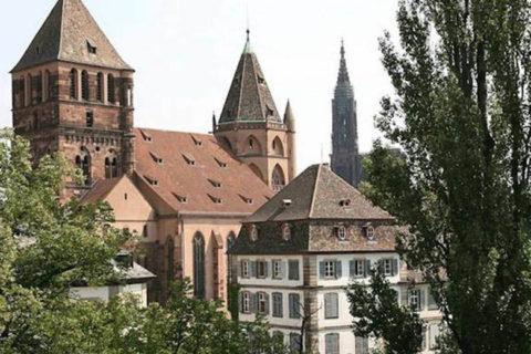 Strasburg-Strasbourg