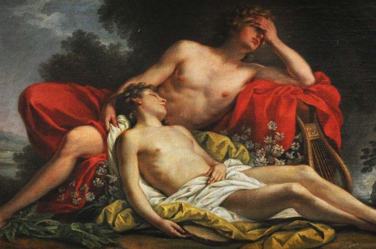 Jollain_-_Hyacinthe_changé_en_fleur_-_1769